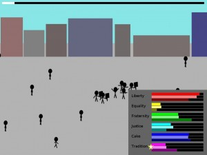 Evolution Or Revolution screenshot